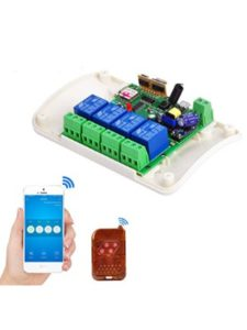 Mic Technology co.,ltd wifi iphone  relay switches