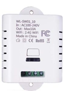 Yiruy wifi iphone  relay switches