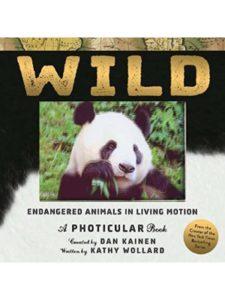 Workman Publishing Company wild  photicular books