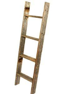 BarnwoodUSA wood  bunk bed ladders