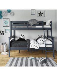 Dorel Living wood  bunk bed ladders