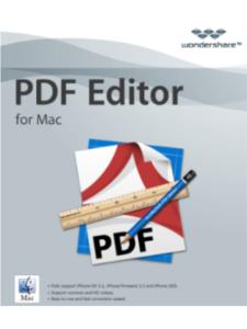 Wondershare Software, LLC word mac  pdf converters