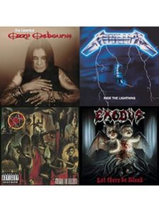 Amazon's Music Experts workout  metal musics