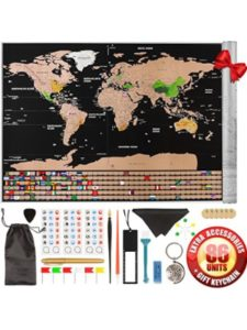 ItemsPackz world  flight trackers