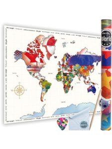 WNG Brands world  flight trackers
