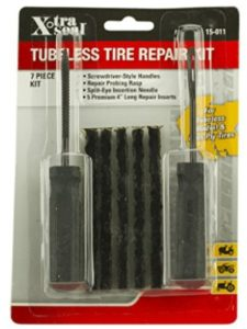 X-Tra Seal tubeless tire repair kit