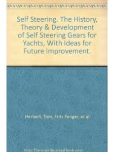 Amateur Yacht Research Soc. yacht  steering gears