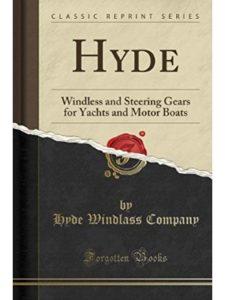 Forgotten Books yacht  steering gears