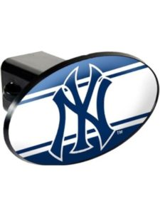Hall of Fame Memorabilia yankee  trailer hitch cover