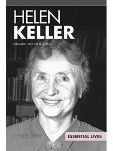 Essential Library young life  helen kellers
