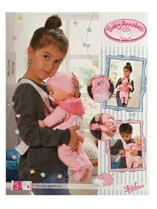 Zapf doll carrier