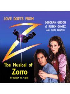 Warrington Publications zorro  broadway musicals