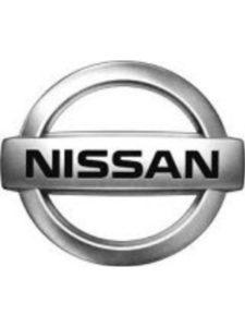 Nissan rear axle
