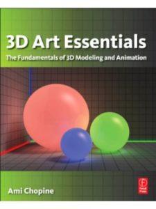 Focal Press    3d modeling applications