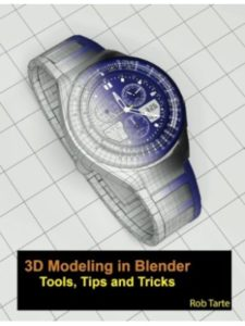 Robert Tarte    3d modeling applications