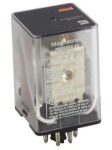 MAGNECRAFT    8 pin octal relays