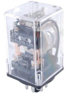 NTE Electronics, Inc.    8 pin octal relays
