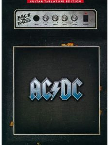 MUSIC SALES AMERICA acdc  guitar tabs