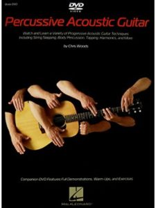 Hal Leonard Corp acoustic  guitar tapping techniques