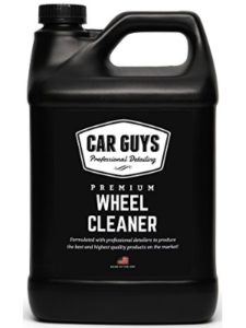 CarGuys alloy kit  wheel cleanings