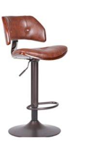AIDELAI antique  saddle chairs