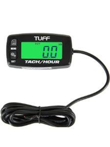 TUFF GUARD app  rpm meters