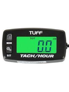 The ROP Shop app  rpm meters