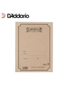 D'Addario &Co. Inc archive  guitar tabs