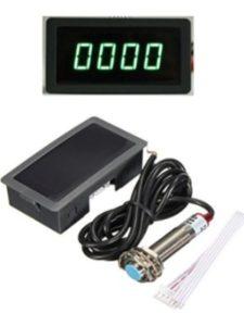 Ochoos arduino  rpm meters