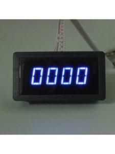 Unknown arduino  rpm meters