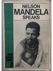 The Publicity and Information Bureau, African National Congress article  nelson mandelas