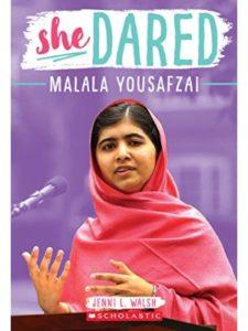 Scholastic Nonfiction autobiography  malala yousafzais