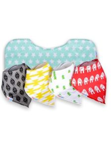Tiny Angel    baby kerchief bib patterns