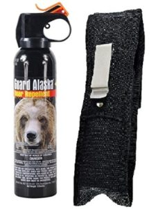 Personal Safety Corporation    bear repellent sprays