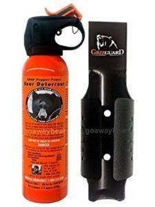 UDAP    bear repellent sprays