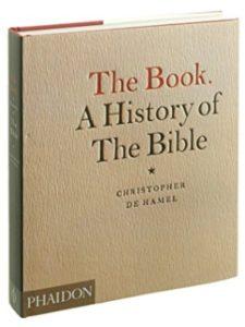 Phaidon Press bible history book