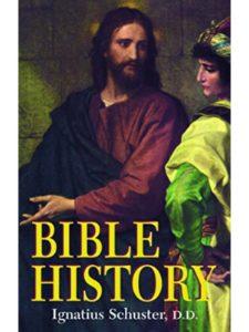 TAN Books bible history book