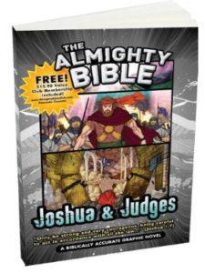 Apple of the Eye Publishing/ Casscom Media    bible story joshuas