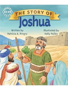 CandyCane Press    bible story joshuas