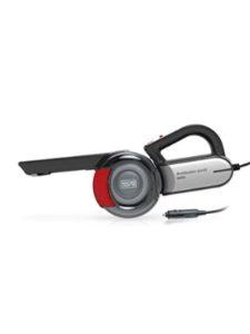 Black + Decker car vacuum cleaner