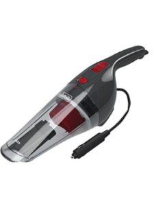 Black and Decker car vacuum cleaner