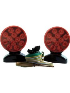 Blazer magnetic towing lights