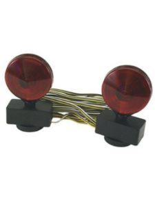 Valley Tow magnetic towing lights