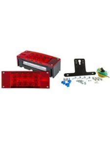 All Star Truck Parts trailer light kit