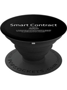 PopSockets blockchain definition  smart contracts