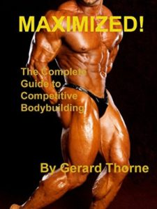 Gerard Thorne bodybuilding  posing guides