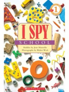 Cartwheel Books book 4  spy schools