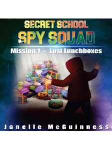 MCG Ventures Pty Ltd book 4  spy schools