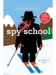 Simon & Schuster Books For Young Readers book 4  spy schools