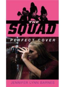 Laurel Leaf book cover  spy schools